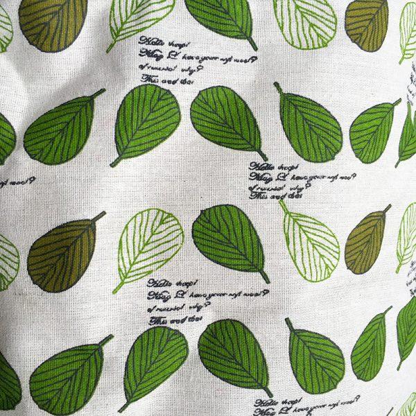 Close-up of Leafy Landry Basket