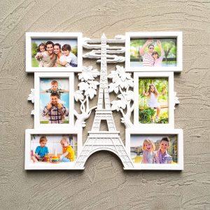 Paris Collage Frame